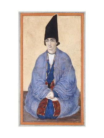 Portrait of a Young Qajar Prince, C.1850