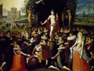 Bacchanalia, Festival of Venus, 1600-1620