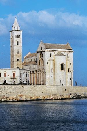 Trani Cathedral, 11th-13th Century, Trani, Apulia, Italy