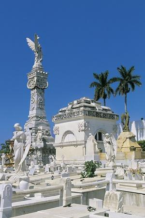 Cristobal Colon Cemetery (Christopher Columbus), Havana, Cuba