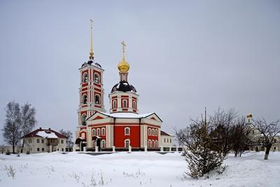 Tricko-Varnicki Monastery, Rostov-Veliky, Golden Ring, Russia