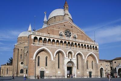 Basilica of St Anthony, 13th-14th Century, Padua, Veneto, Italy