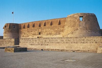 Qal'At 'Arad or Arad Fort, 15th Century, Muharraq Island, Bahrain