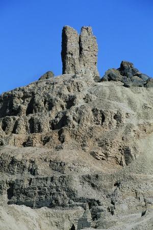 Ziggurat of Borsippa, Birs Nimrud, in Babil Governorate, Iraq