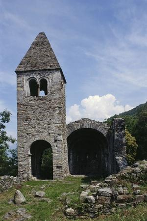 Abbey of St Peter in Vallate, 11th Century, Sondrio, Lombardy, Italy