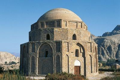 Friday Mosque, 12th-14th Century, Yazd, Iran