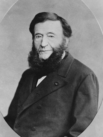 Portrait of Pierre Adolphe Piorry