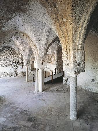 Interiors of a Villa, Villa Rufolo, Ravello, Campania, Italy