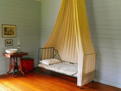 Fanny's Medicine Room, Villa Vailima, Apia, Samoa