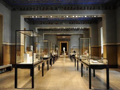 Egyptian Room, Neues Museum, Berlin