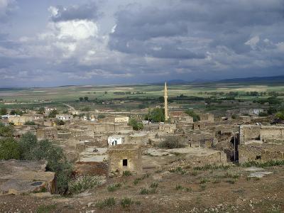 Turkey, Cappadocia, the Town Gokcetoprak, Central Anatolia