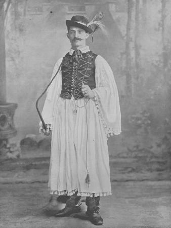 Posnabornu, Hungarian Gypsy, 1893
