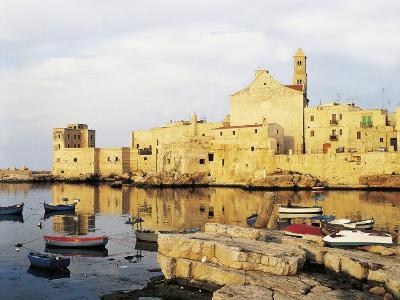 Port of Giovinazzo, Apulia, Italy
