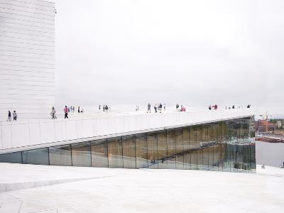 Norwegian National Opera, Snøhetta, Oslo, Norway, 2008