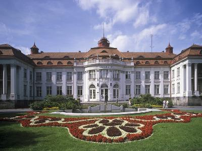 Elisabeth Bath (Bath V) in Karlovy Vary (Karlsbad), Czech Republic