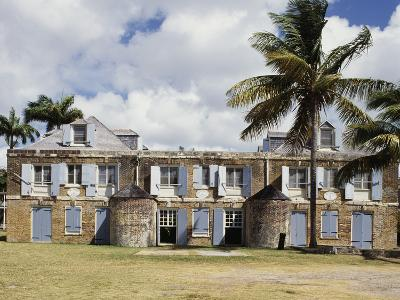 Copper and Lumber Store, English Harbour, Antigua