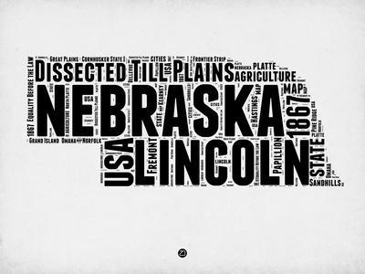 Nebraska Word Cloud 2