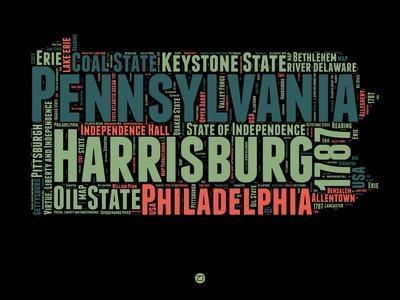 Pennsylvania Word Cloud 1
