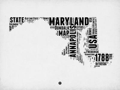 Maryland Word Cloud 2