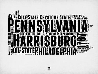 Pennsylvania Word Cloud 2