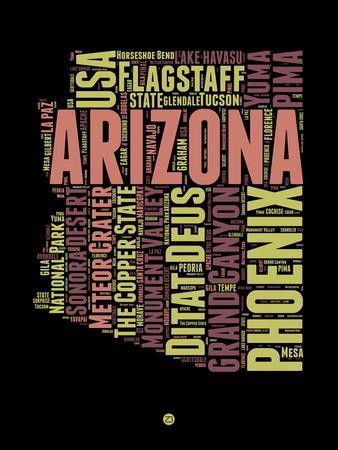 Arizona Word Cloud 1