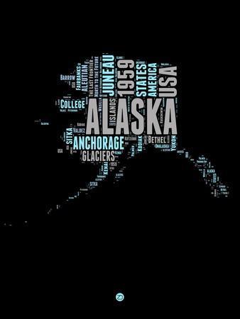 Alaska Word Cloud 1