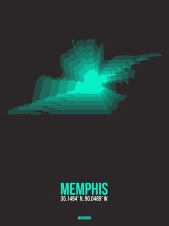 Memphis Radiant Map 2