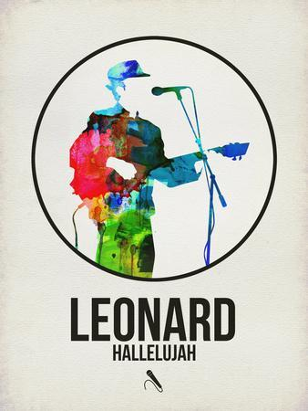 Leonard Watercolor