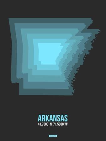 Arkansas Radiant Map 4