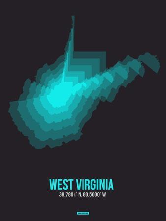 West Virginia Radiant Map 6