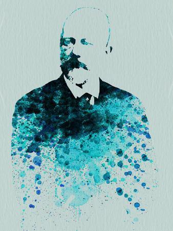 Tchaikovsky Watercolor