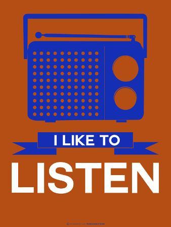 I Like to Listen 1