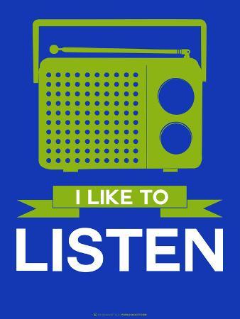 I Like to Listen 2