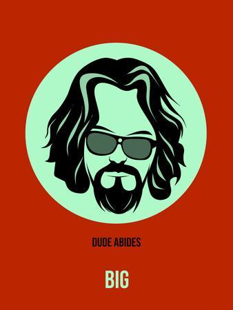 Dude Abides Poster 2