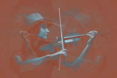 Violinist Brown