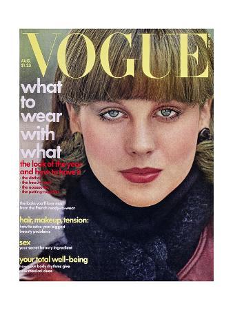 Vogue - August 1975
