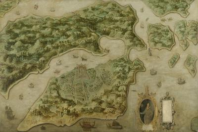 Fort Victoria on the Island of Amboina, 1617