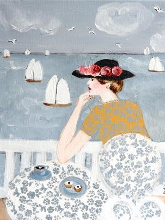 Having Tea by the Sea, 2015