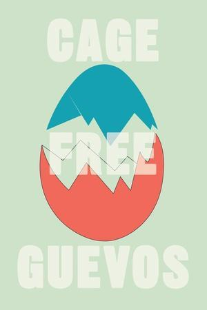 Annimo Cage Free Guevos