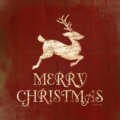 Merry Christmas Deer