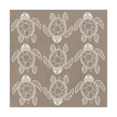 Turtle Pattern Sand