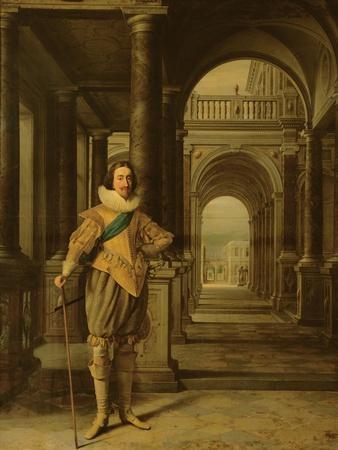 Portrait of Charles I, King of England, Scotland and Ireland, 1626-27