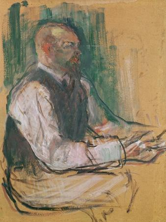 Professor Robert Wurz (1858-1919) 1901