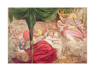The Lover's Dream, 24th January 1795
