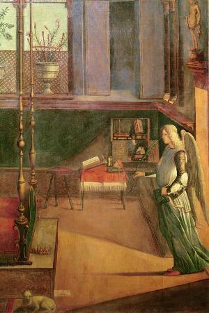 The Dream of Saint Ursula, 1495