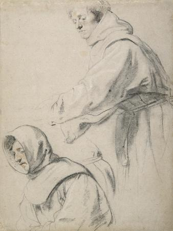 Two Franciscan Friars