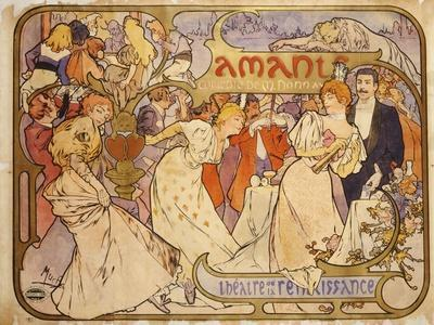 Amants, 1895