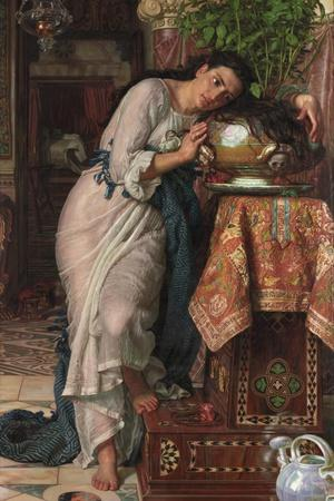 Isabella and the Pot of Basil, 1868