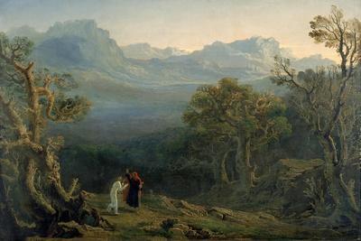 Edwin and Angelina, 1816