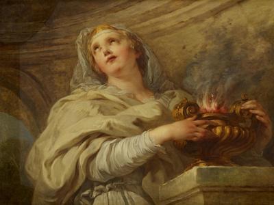 Vestal Virgin, C.1730